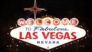 Demonstrasi Formula E di Las Vegas