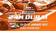 Live: 24 Ore di Dubai 2017 - Qualifiche / Prove libere in notturna