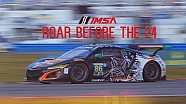 Roar Before the 24 - Generale repetitie