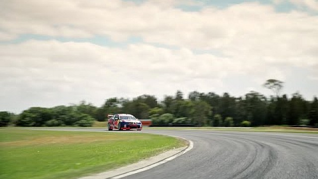 Präsentation: Holden Commodore 2017