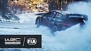 Rallye Monte-Carlo 2017: SS08'deki buzlu viraj