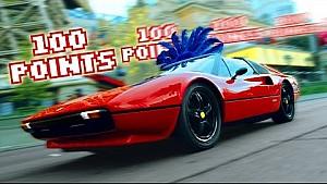 Jean-Éric Vergne e una Ferrari... ecologica