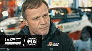 WRC 2017: Kim Kimdir? - Tommi Mäkinen