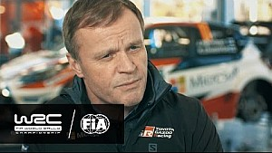 WRC 2017: Who Is Who - Tommi Mäkinen