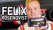 I segreti nel telefono di Felix Rosenqvist