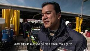 24 Heures du Mans - Interview Franck Perrodo