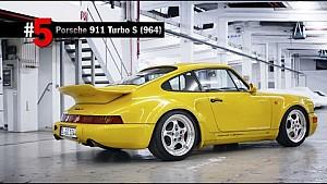 Porsche Top 5 series – Rare Porsche factory models.