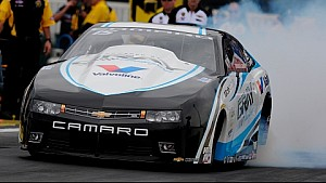 Rookie Tanner Gray makes his first career Pro Stock run in Pomona