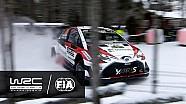 WRC - Rally van Zweden 2017: Hoogtepunten Stages 9 - 11