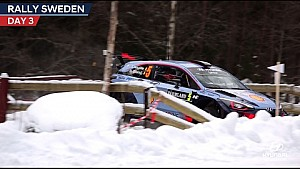 Rally Sweden Day Three - Hyundai Motorsport 2017
