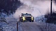 WRC-2017瑞典拉力赛-雪铁龙车队比赛精彩集锦