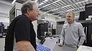 Valtteri Bottas découvrez le moteur Mercedes 2017