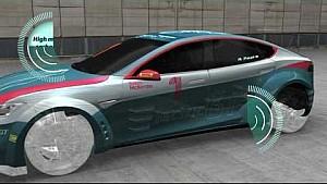 La nuova Tesla P100DL 2.0 dell'EGT