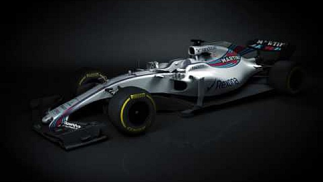 Präsentation: Williams FW40