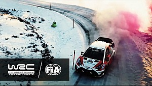 Rally Sweden 2017: Best of Action