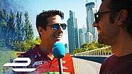 فورمولا إي - جولة داريو فرانشيتي على المسار - نسخة بوينس آيرس