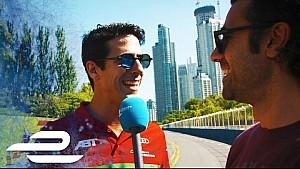 Dario's Track Walk: Buenos Aires Edition - Formula E
