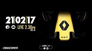 Наживо - Презентація Renault Sport Formula One Team R.S. 17