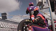 Denny Hamlin inks contract extension with JGR, FedEx