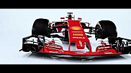 Ferrari SF70H, il making of