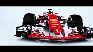 Ferrari SF70H, il making of