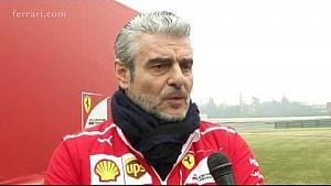 Ferrari SF70H: Maurizio Arrivabene