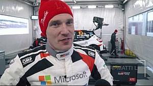 Le résumé du Rallye de Suède de Toyota