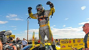 Matt Hagan makes it two-in-a-row with the Win in Phoenix