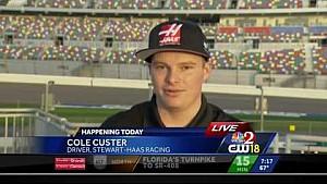 Cole Custer - 2017 Daytona