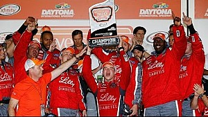 Crew Call: Inside Victory Lane with the No. 16 NXS crew