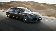 The new Panamera Sport Turismo in motion