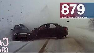 Car Crash Compilación 879 - marzo de 2017