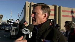 NASCAR official talks inspection