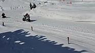 Презентація Ducati Panigale на снігових схилах Андорри