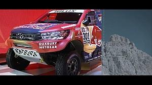 Toyota Gazoo| Geneva Motor Show 2017