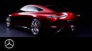 梅赛德斯AMG GT概念车发布