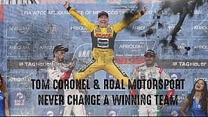 Tom Coronel and ROAL a winning team