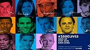 La campaña de seguridad vial de la FIA, #3500LIVES, con la participación del RACE
