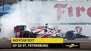 IndyCar - Le résumé du GP de St. Petersburg 2017