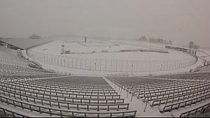 NHMS Tormenta de nieve TimeLapse