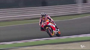 Les essais au Qatar de Honda
