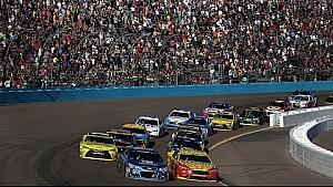 On board: Phoenix Raceway'de bir tur