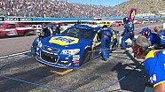 Le résumé de la course de NASCAR de Phoenix