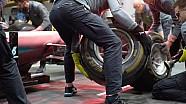 F1 Pit Stops 2017: Más difíciles, más rápidos, más fuertes y mejores