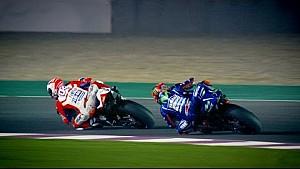 MotoGP 卡塔尔大奖赛精彩瞬间