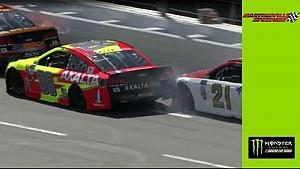 Earnhardt Jr, Blaney ile temasının ardından spin atıyor