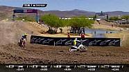 MXGP de León - México MXGP Carrera 1 Batalla Gautier Paulin & Antonio Cairoli #Motocross