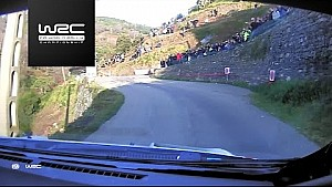 Corse 2017 - Latvala en caméra embarquée