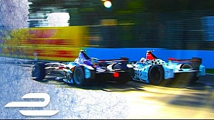 ePrix di Città del Messico: i 5 sorpassi migliori
