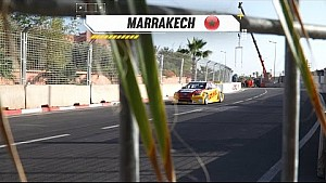 Marrakesh qualifying, problems for Tom Coronel, FIA WTCC 2017